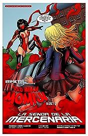 Red Ninja Momiji Vol. 1: La Senda de la Mercenaria