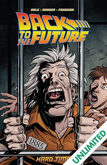Back to the Future Vol. 4: Hard Time