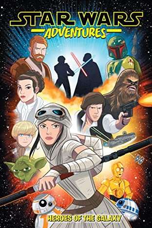Star Wars Adventures Tome 1