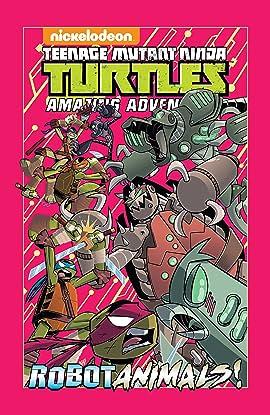 Teenage Mutant Ninja Turtles: Amazing Adventures: Robotanimals!