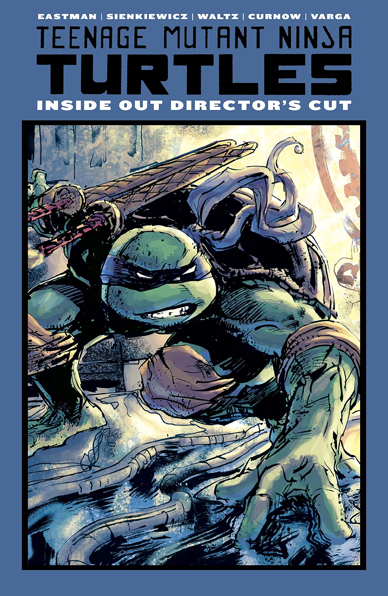 Teenage Mutant Ninja Turtles: Inside Out Director's Cut