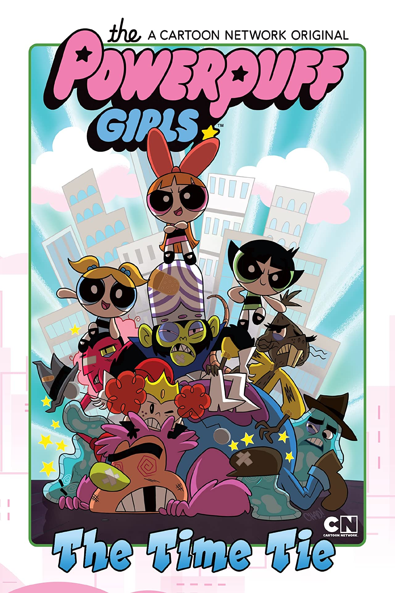 The Powerpuff Girls: The Time Tie
