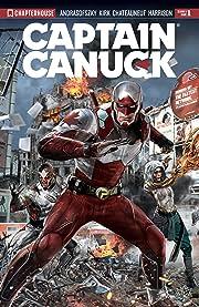 Captain Canuck (2017) #1