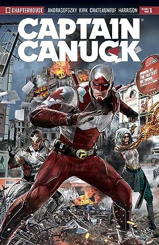 Captain Canuck (2017) No.1