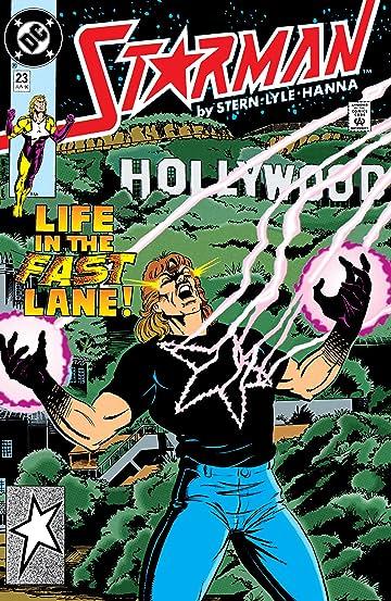 Starman (1988-1992) #23