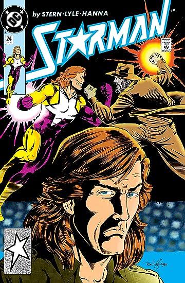 Starman (1988-1992) #24