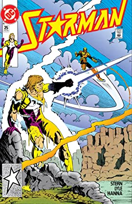 Starman (1988-1992) #25