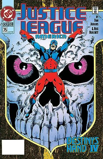 Justice League America (1987-1996) #75
