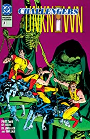 Challengers of the Unknown (1991) #2
