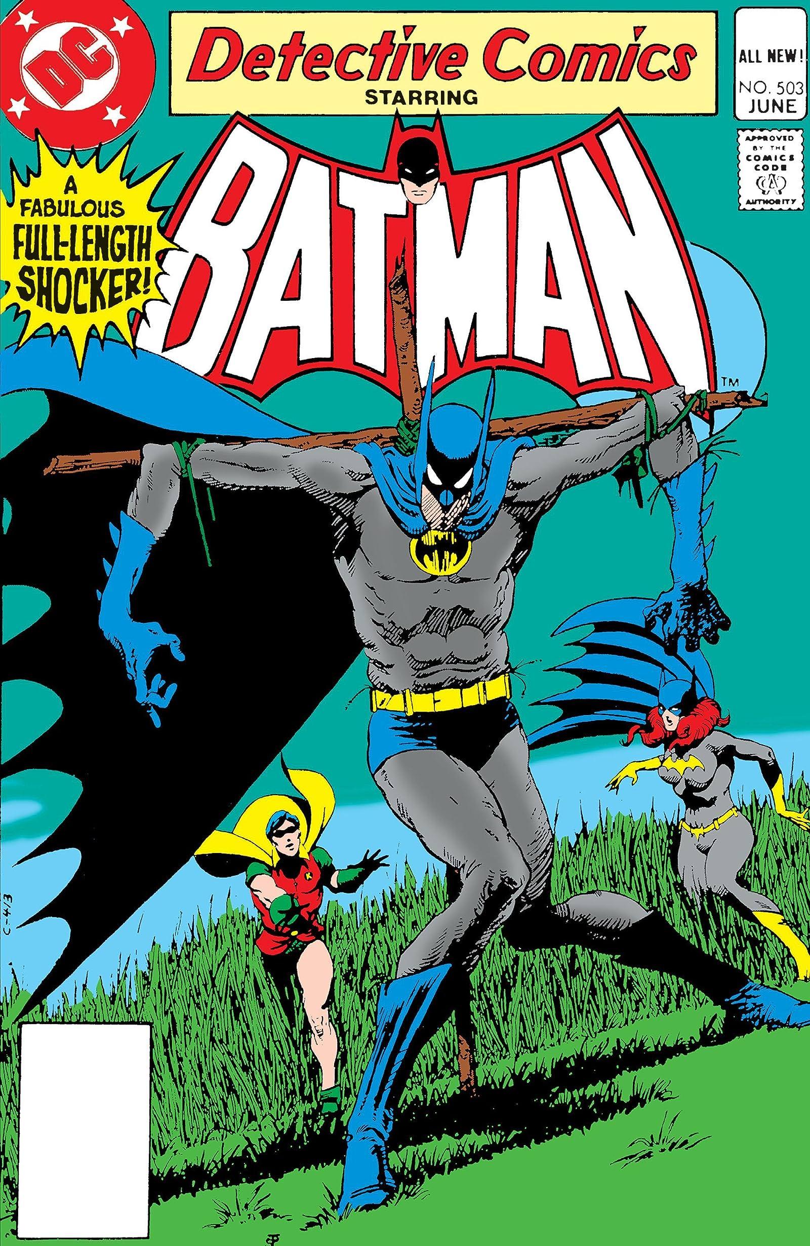 Detective Comics 9 9 9
