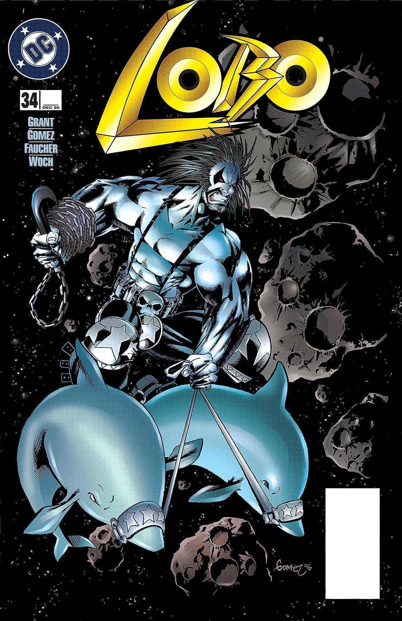 Lobo (1993-1999) #34