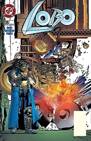 Lobo (1993-1999) #35