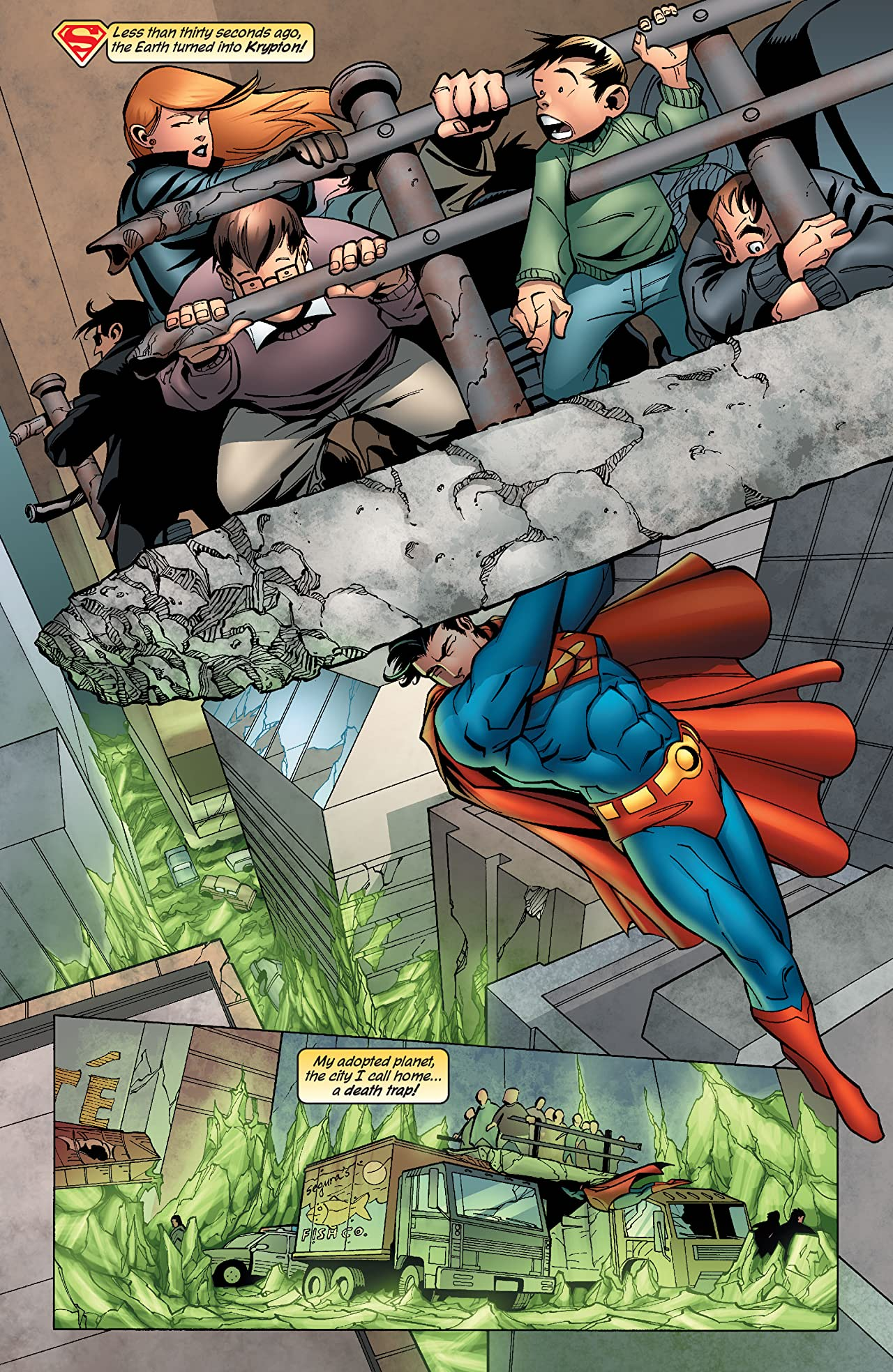 Superman/Batman #38