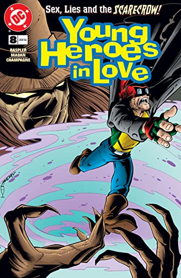 Young Heroes in Love (1997-1998) #8