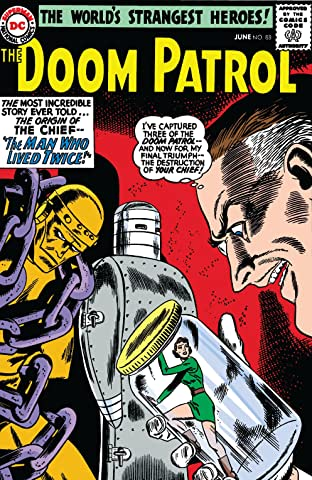 Doom Patrol (1964-1968) No.88
