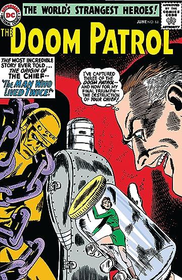 Doom Patrol (1964-1968) #88