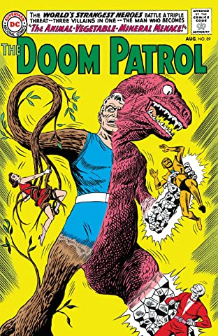 Doom Patrol (1964-1968) No.89