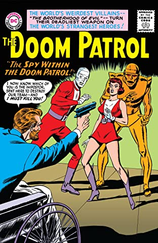 Doom Patrol (1964-1968) No.90