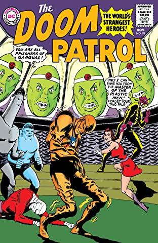 Doom Patrol (1964-1968) No.91