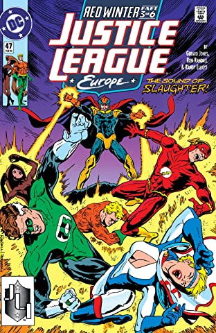 Justice League Europe (1989-1993) #47