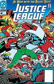 Justice League Europe (1989-1993) #48