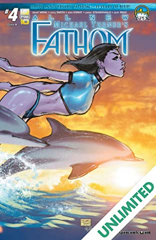 All New Fathom Vol. 5 #4 (of 8)
