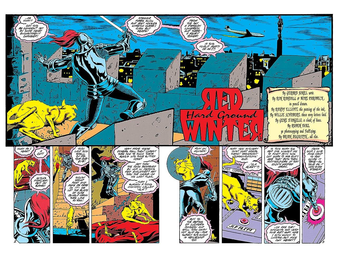 Justice League Europe (1989-1993) #49
