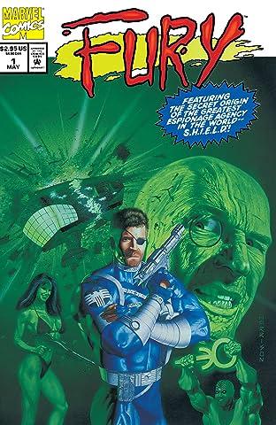 Fury (1994) #1
