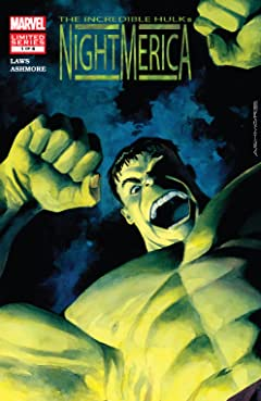 Hulk: Nightmerica (2003-2004) #1 (of 6)