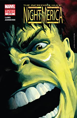 Hulk: Nightmerica (2003-2004) #2 (of 6)