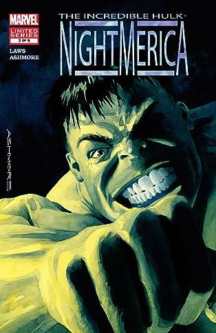 Hulk: Nightmerica (2003-2004) #3 (of 6)
