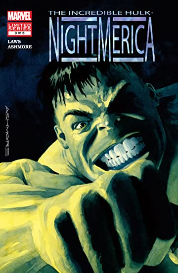 Hulk: Nightmerica (2003-2004) #3 (of 6)