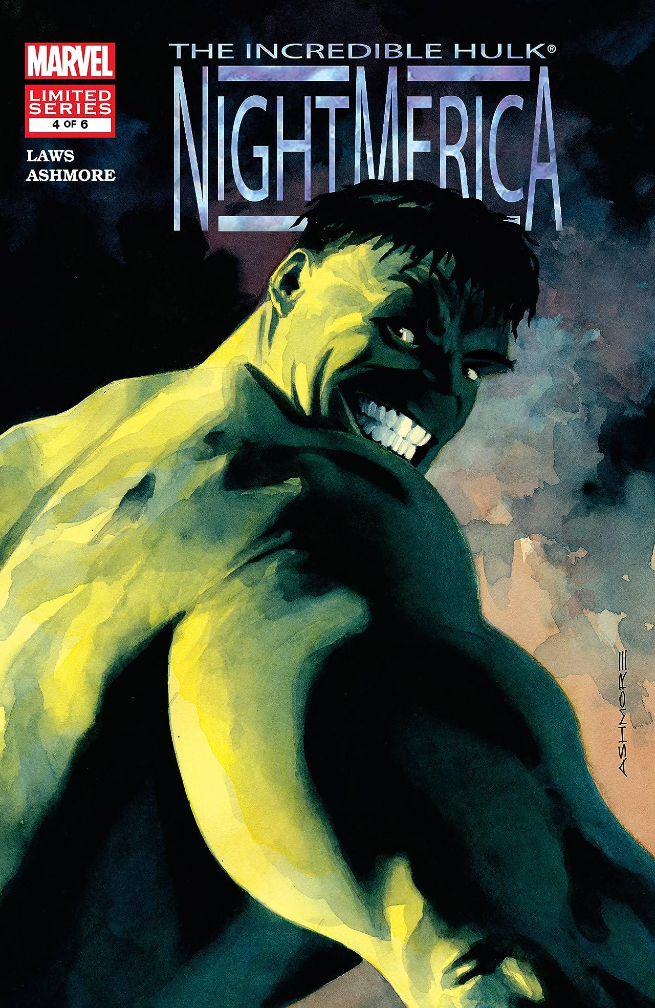 Hulk: Nightmerica (2003-2004) #4 (of 6)