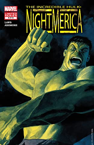 Hulk: Nightmerica (2003-2004) #5 (of 6)