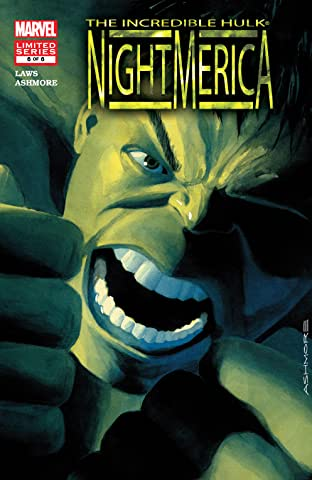Hulk: Nightmerica (2003-2004) #6 (of 6)
