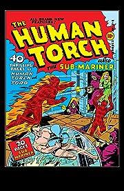 Human Torch (1940-1954) #3