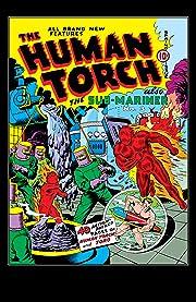 Human Torch (1940-1954) #4