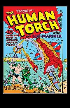 Human Torch (1940-1954) #5A