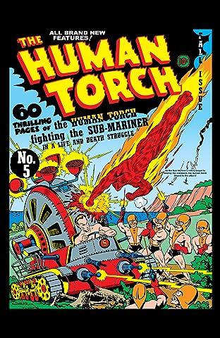 Human Torch (1940-1954) #5B