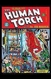 Human Torch (1940-1954) #6