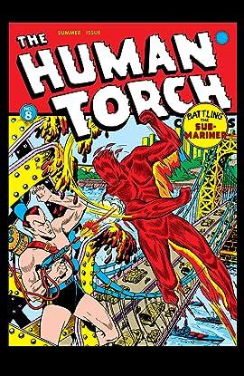 Human Torch (1940-1954) #8