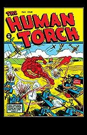 Human Torch (1940-1954) #9