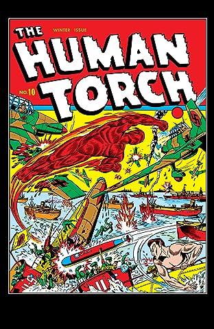 Human Torch (1940-1954) #10