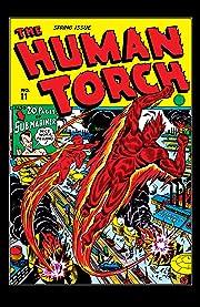Human Torch (1940-1954) #11