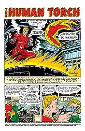 Human Torch (1940-1954) #36