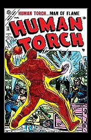 Human Torch (1940-1954) #38