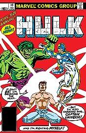 Incredible Hulk (1962-1999) Annual #10