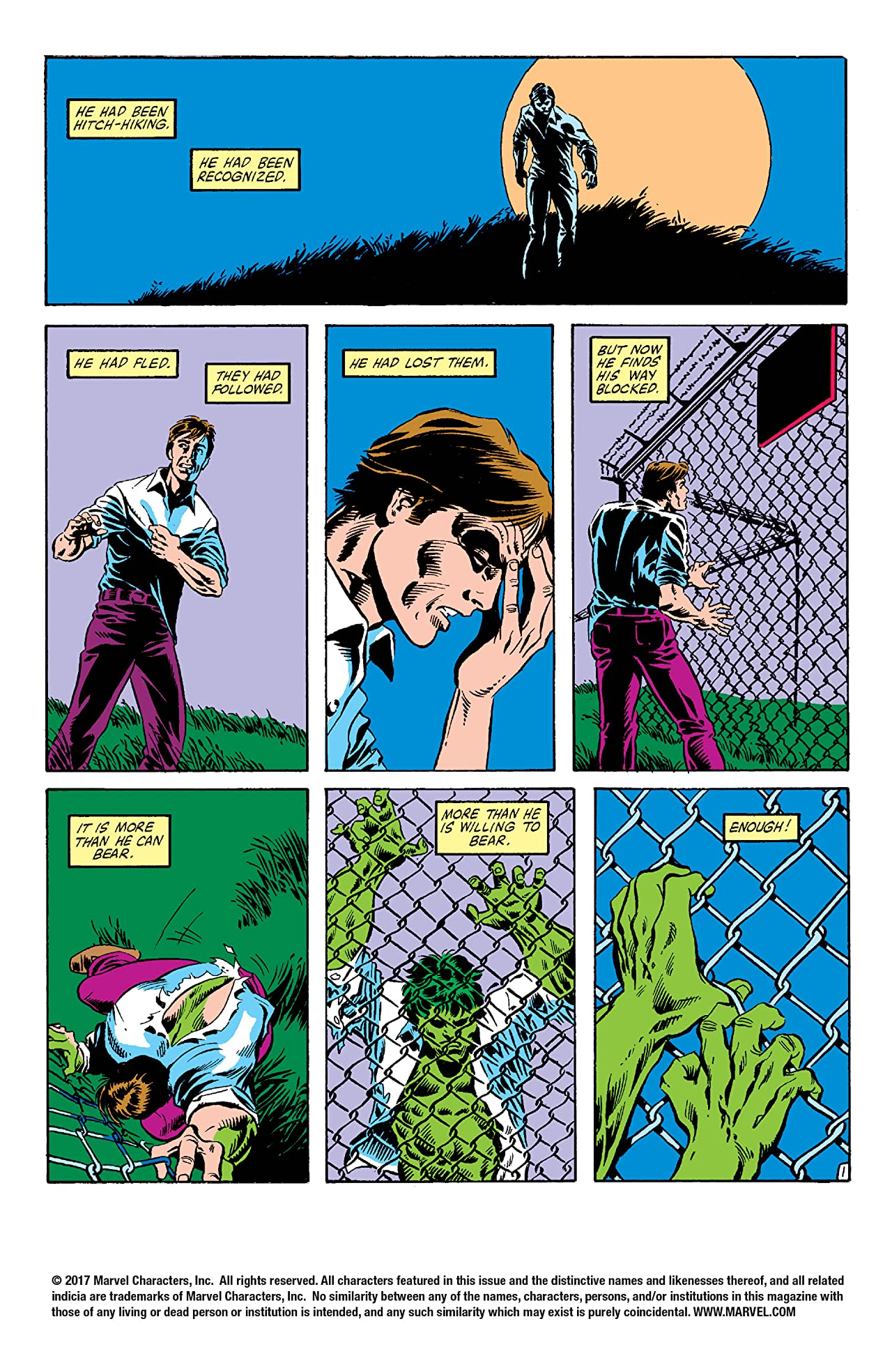 Incredible Hulk (1962-1999) Annual #10