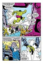 Incredible Hulk (1962-1999) Annual #14