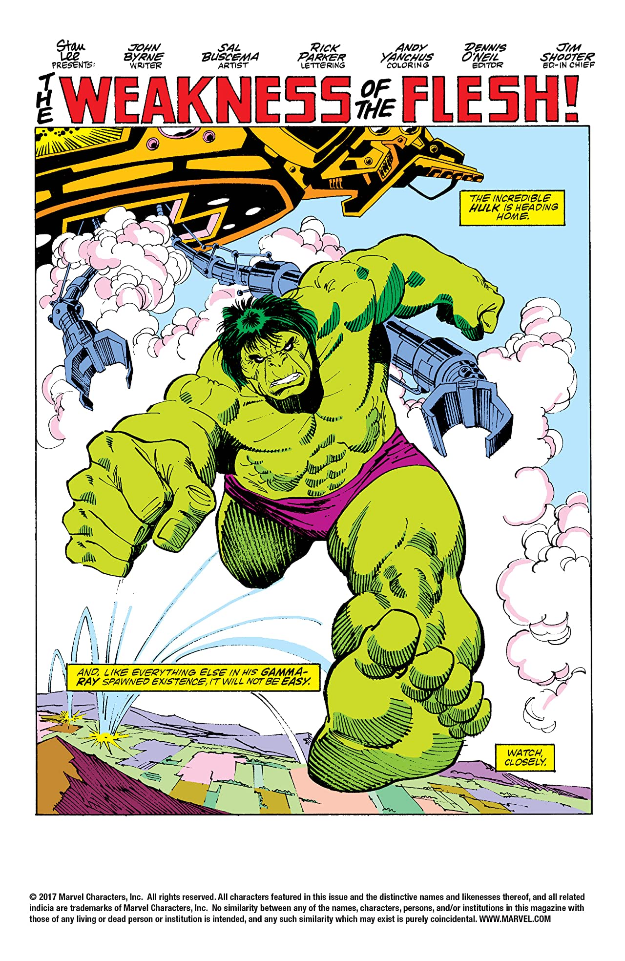 Incredible Hulk (1962-1999) Annual #14